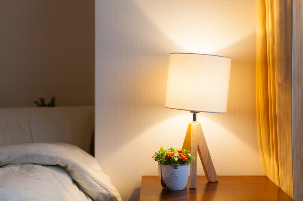 Lamp in a room 20 amazing ways to brighten up your home