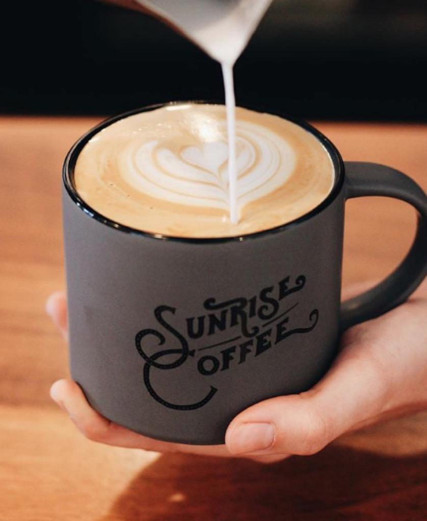 las vegas most caffeinated cities