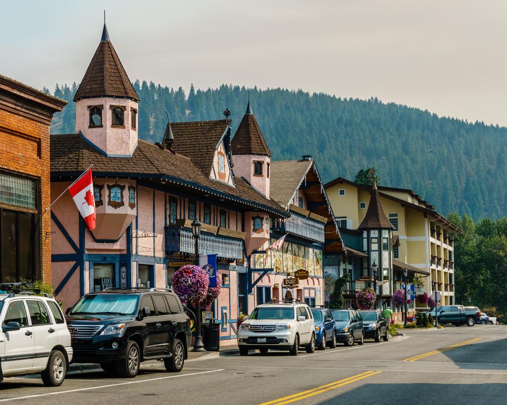 Leavenworth Washington European-Inspired Small Towns in America