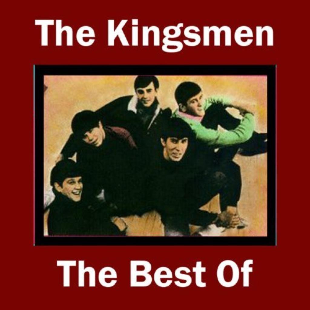 """""""Louie Louie"""" by The Kingsmen"""