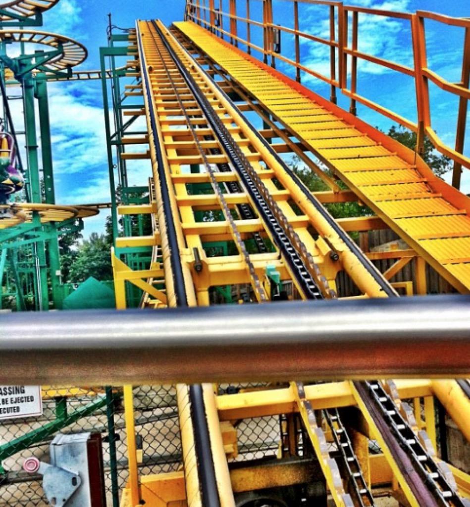 louisiana craziest amusement park rides