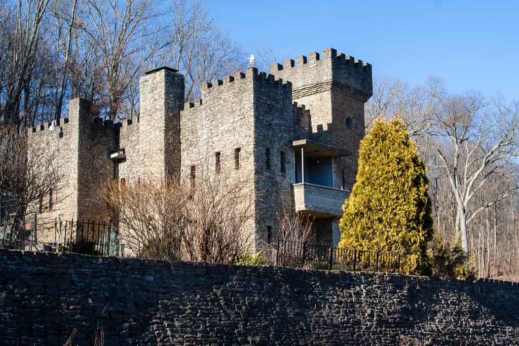 Loveland Castle Castles