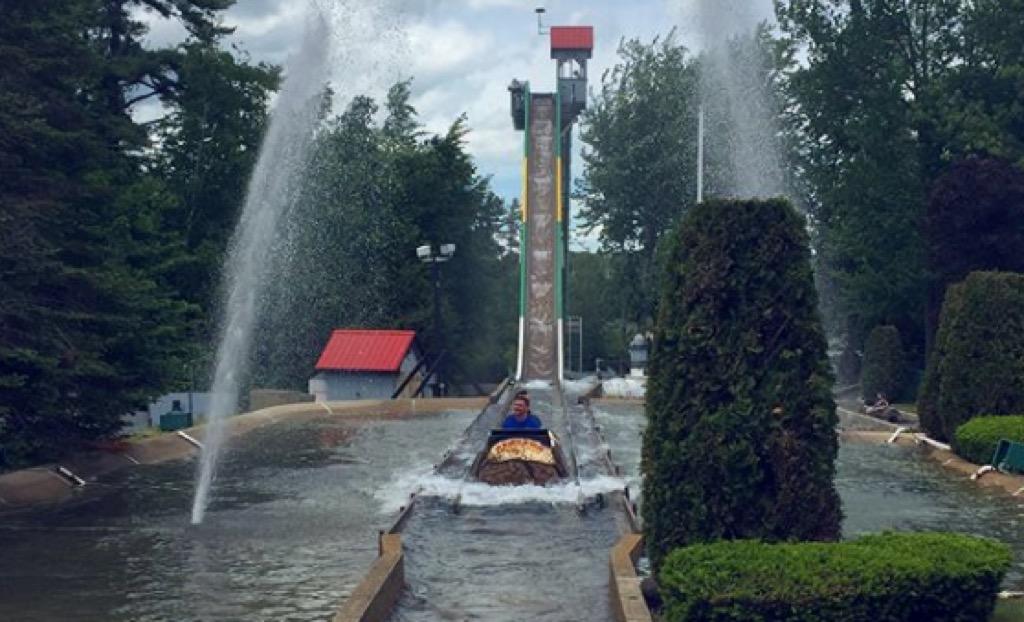 maine craziest amusement park rides