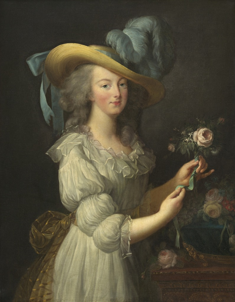 Marie Antoinette historical facts