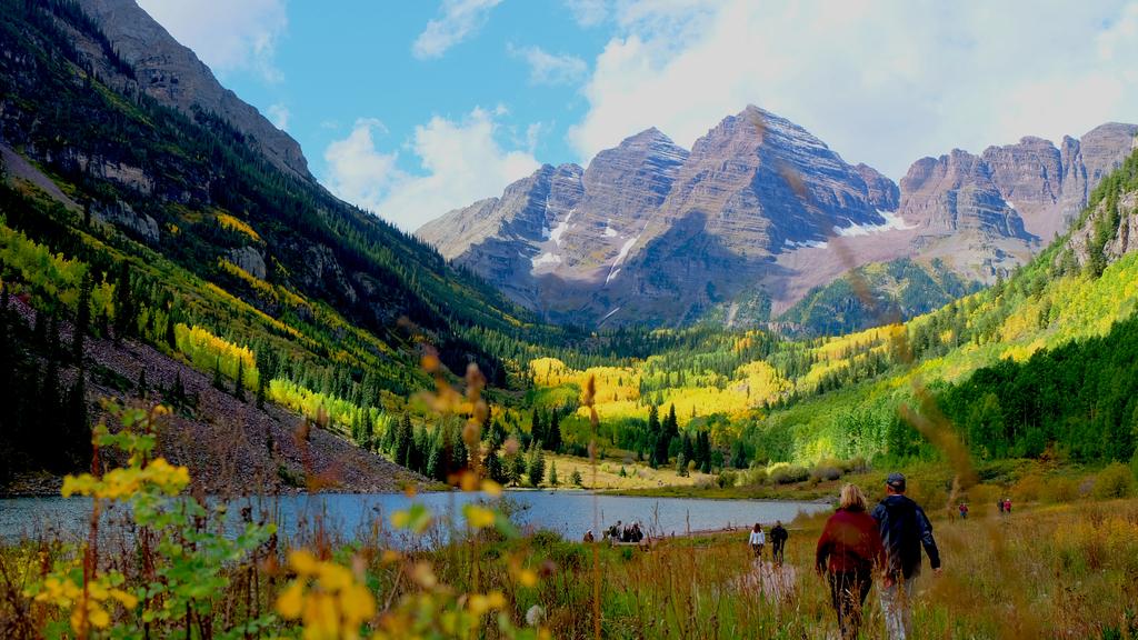 Maroon Bells-Snowmass Wilderness Colorado Magical Destinations