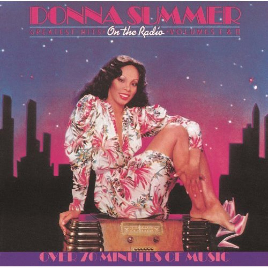 """Donna Summer """"On the Radio"""" Cover"""