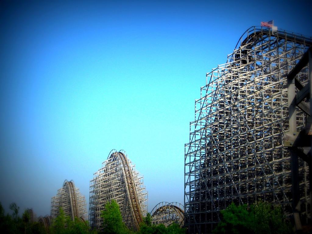 michigan craziest amusement park rides