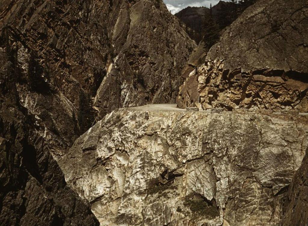 Million Dollar Highway dangerous highways
