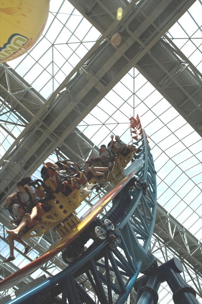 minnesota craziest amusement park rides