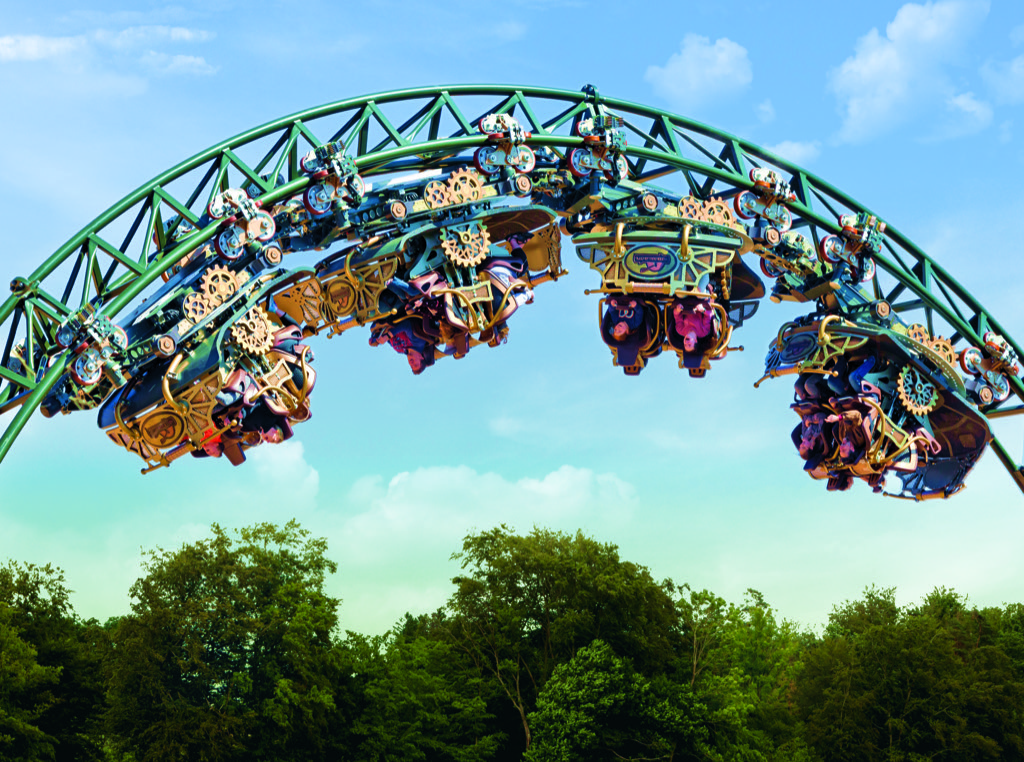 missouri craziest amusement park rides