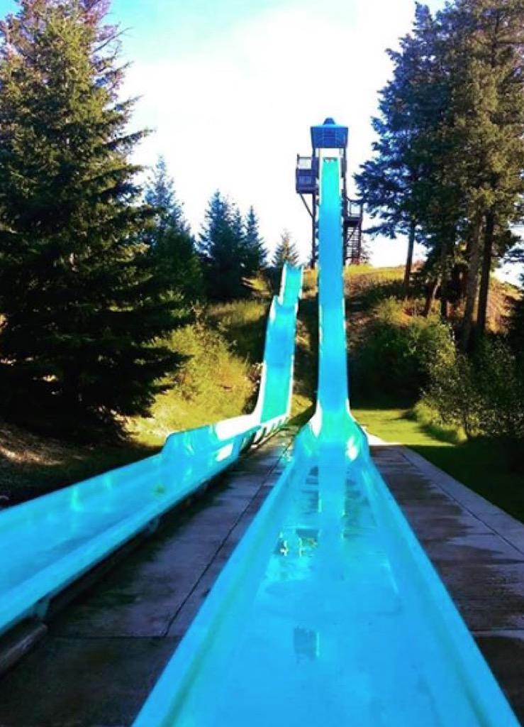 montana craziest amusement park rides