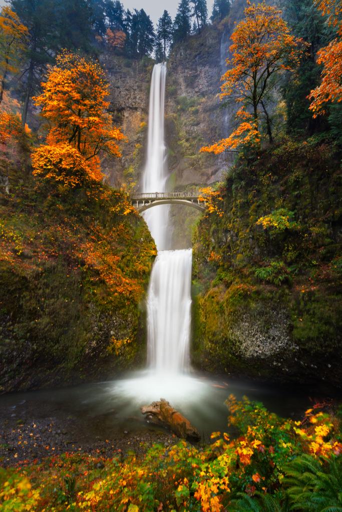 Multnomah Falls Oregon Magical Destinations