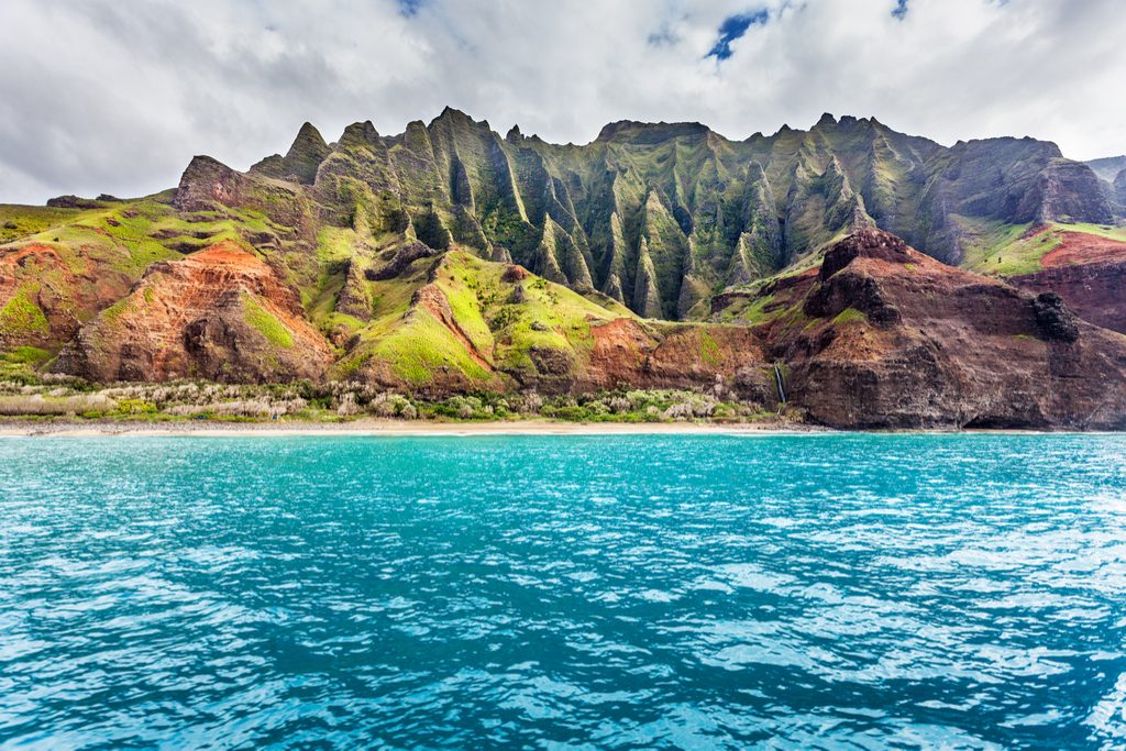 Na Pali Coast Hawaii Magical Destinations