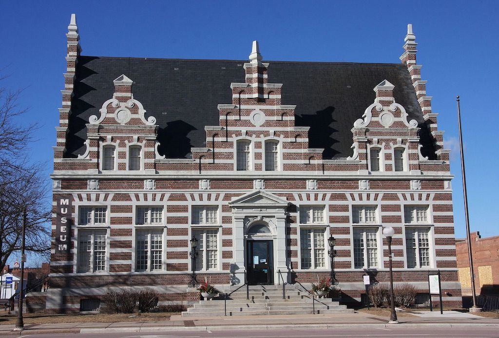 New Ulm Minnesota European-Inspired Small Towns in America