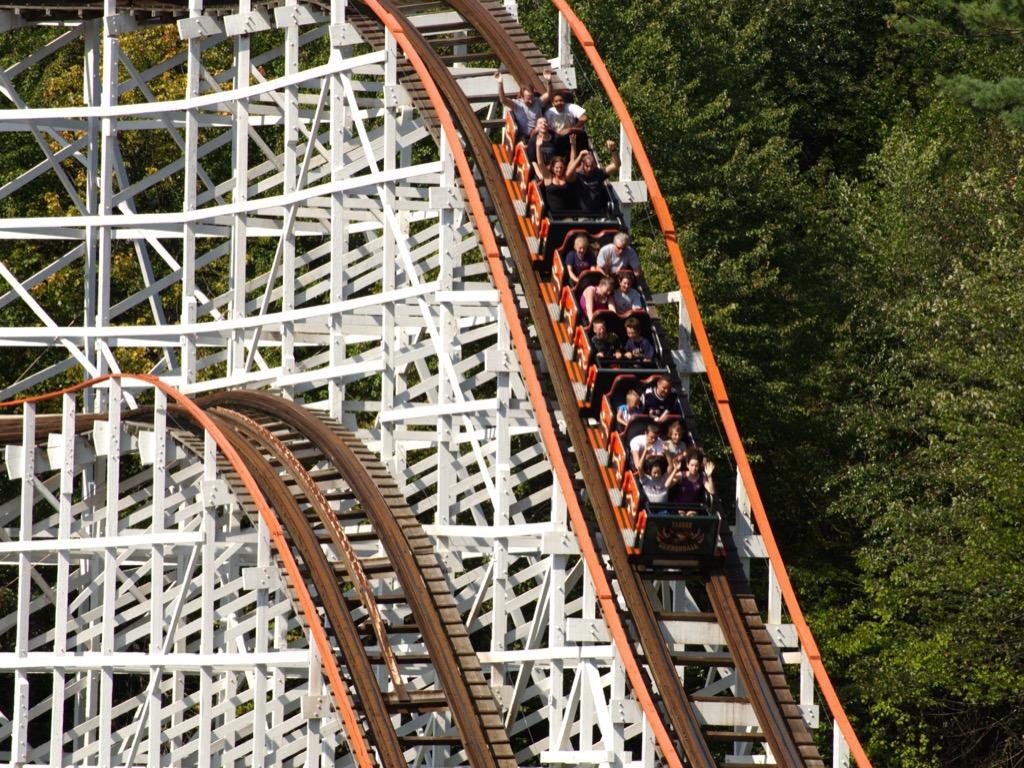 new hampshire craziest amusement park rides