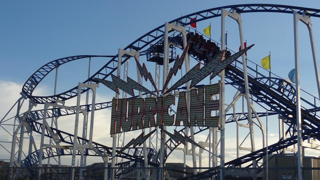 new mexico craziest amusement park rides