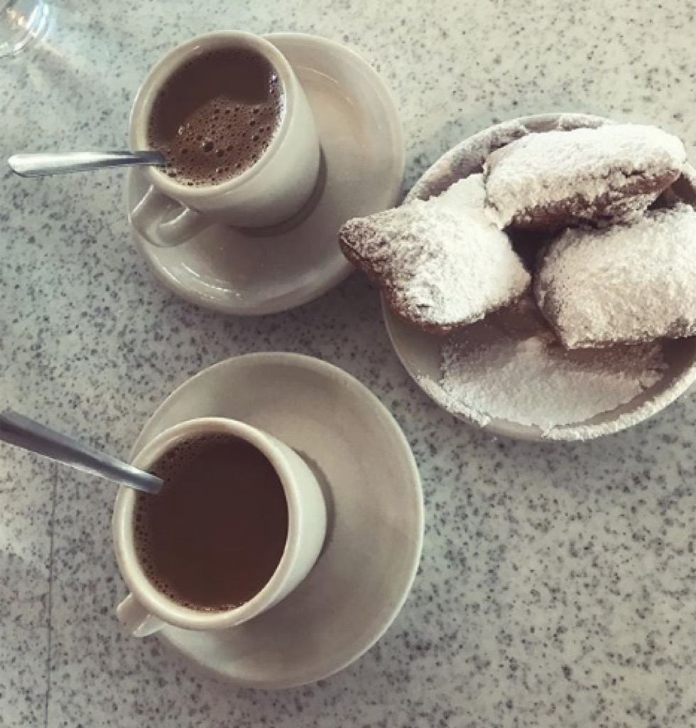 new orleans la most caffeinated cities