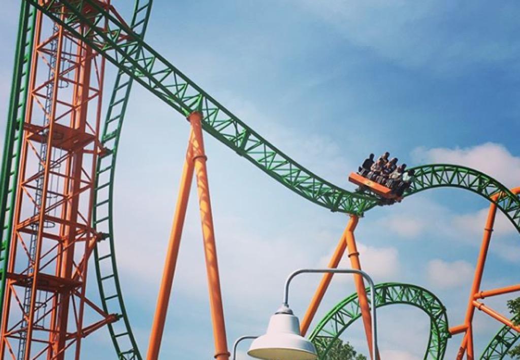 new york craziest amusement park rides