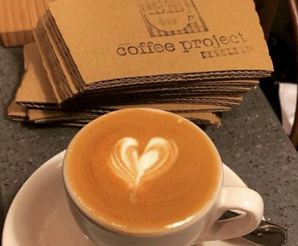 new york ny most caffeinated cities