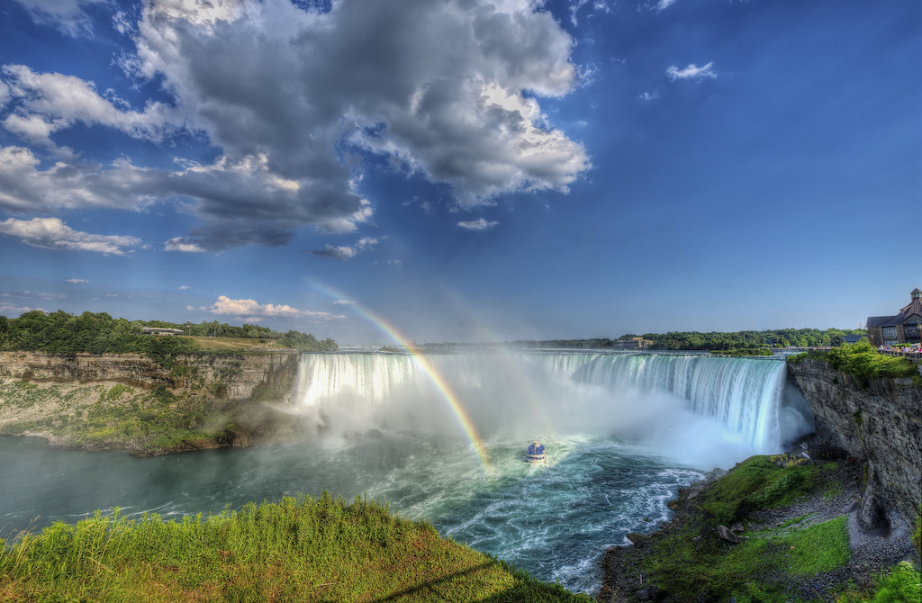 Niagara Falls New York Magical Destinations