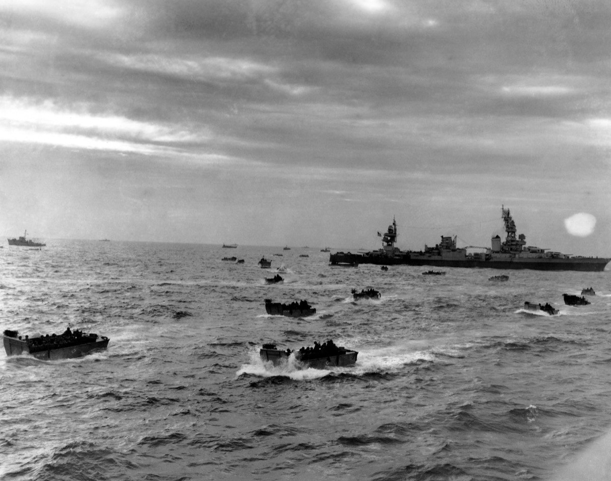 normandy invasion, army facts