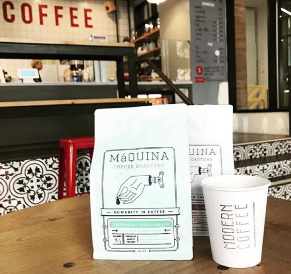 oakland ca most caffeinated cities
