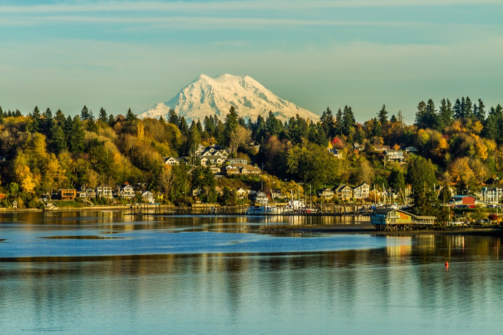 olympia washington humid places most humid cities in the U.S.