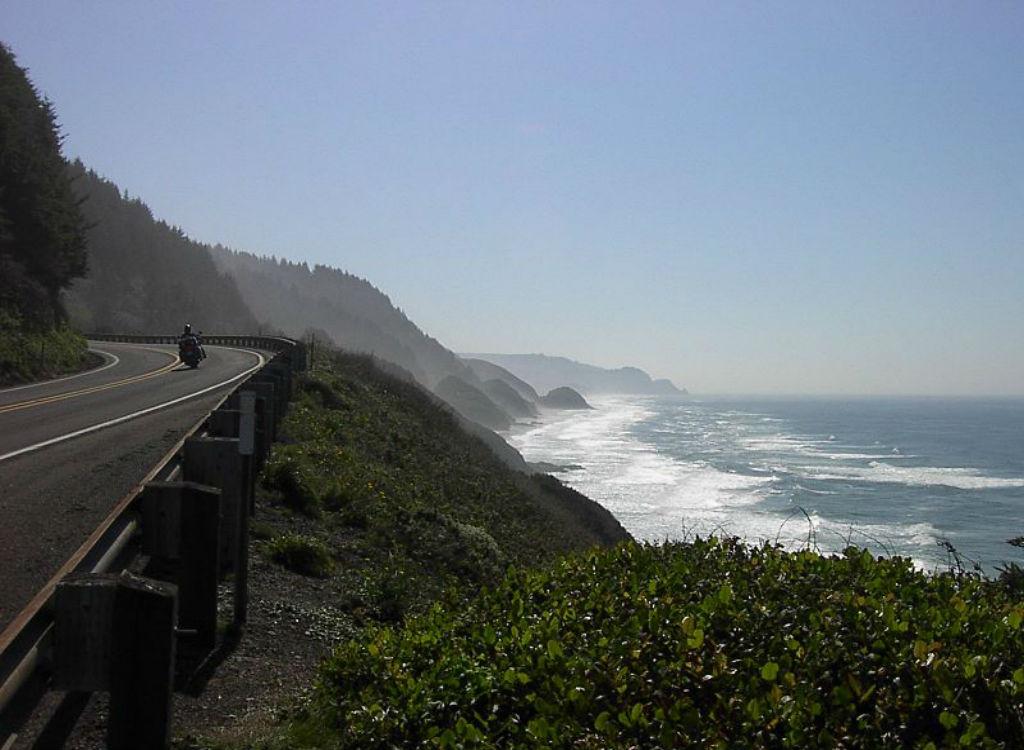Oregon Coast Highway dangerous highways