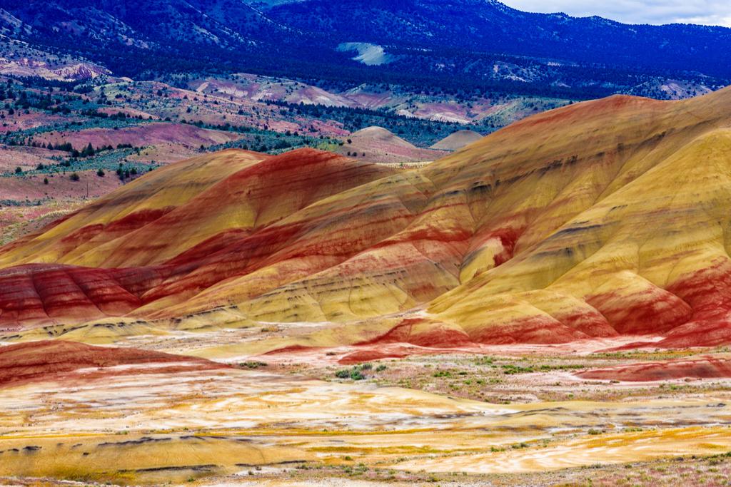 Painted Hills Oregon Magical Destinations