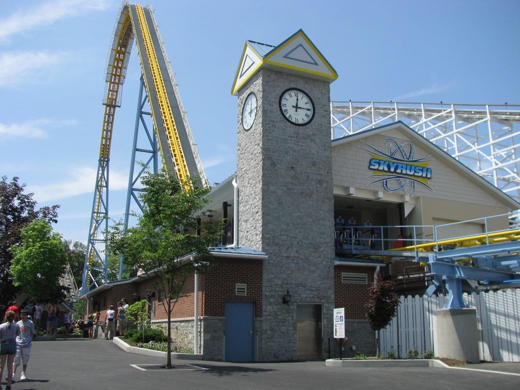 pennsylvania craziest amusement park rides