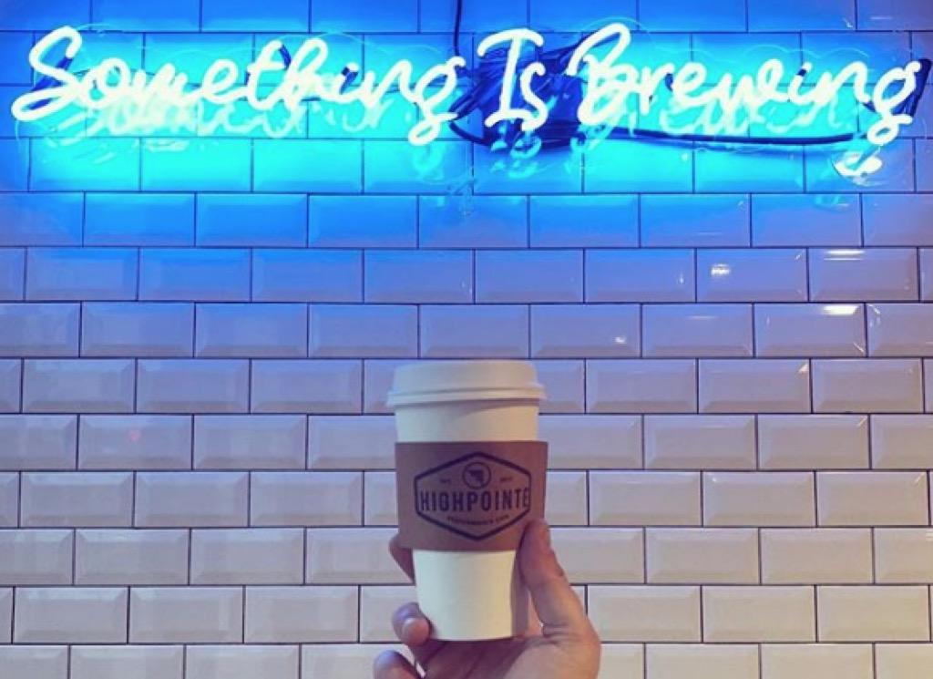 philadelphia pa most caffeinated cities