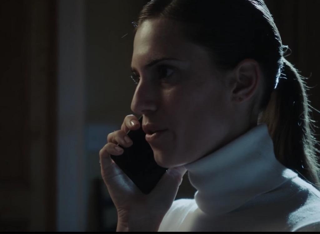 phone call movie cliches
