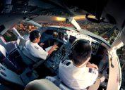 pilots gossiping