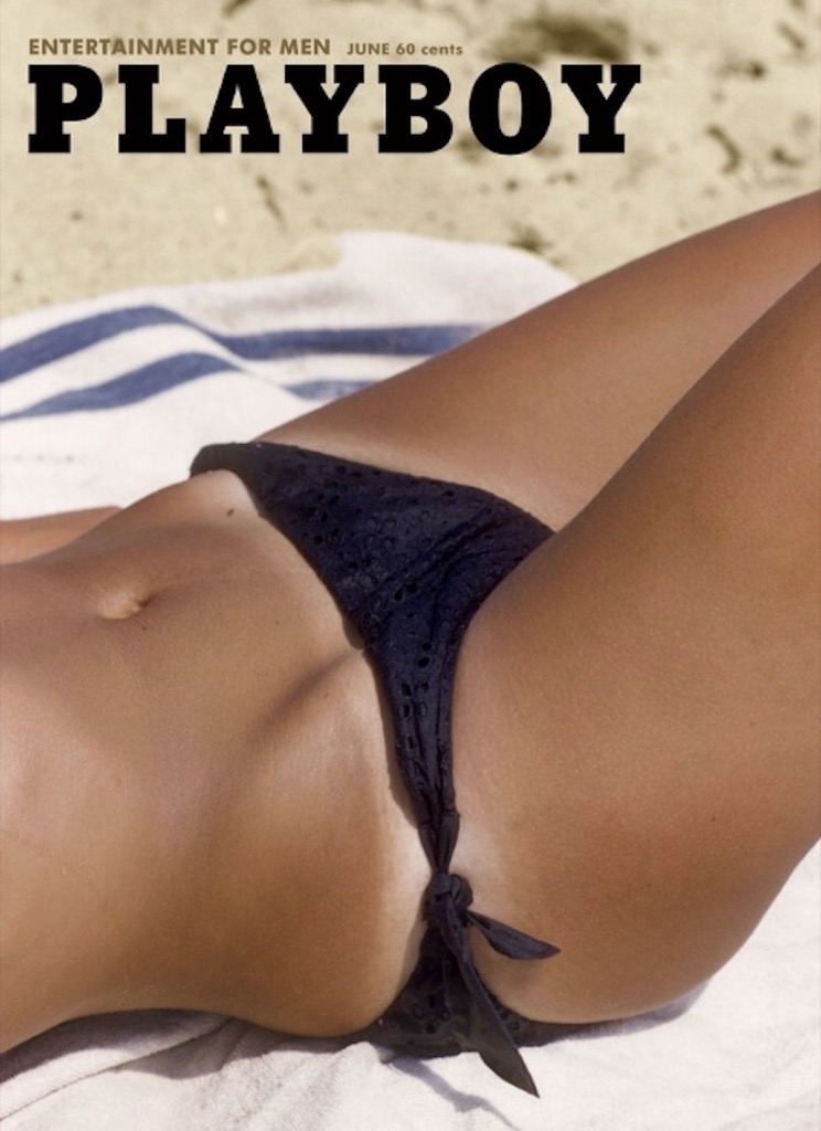 Playboy 1962 bikini cover