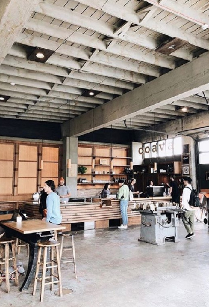 portland or most caffeinated cities