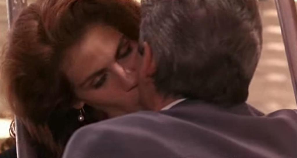 pretty woman kiss