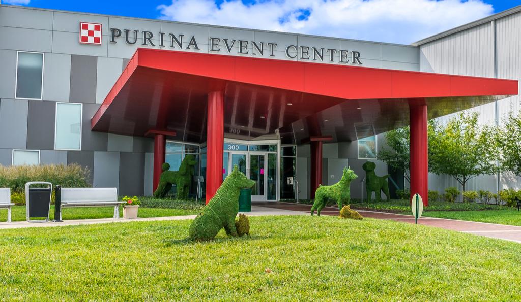 Purina Event Center pet-friendly companies