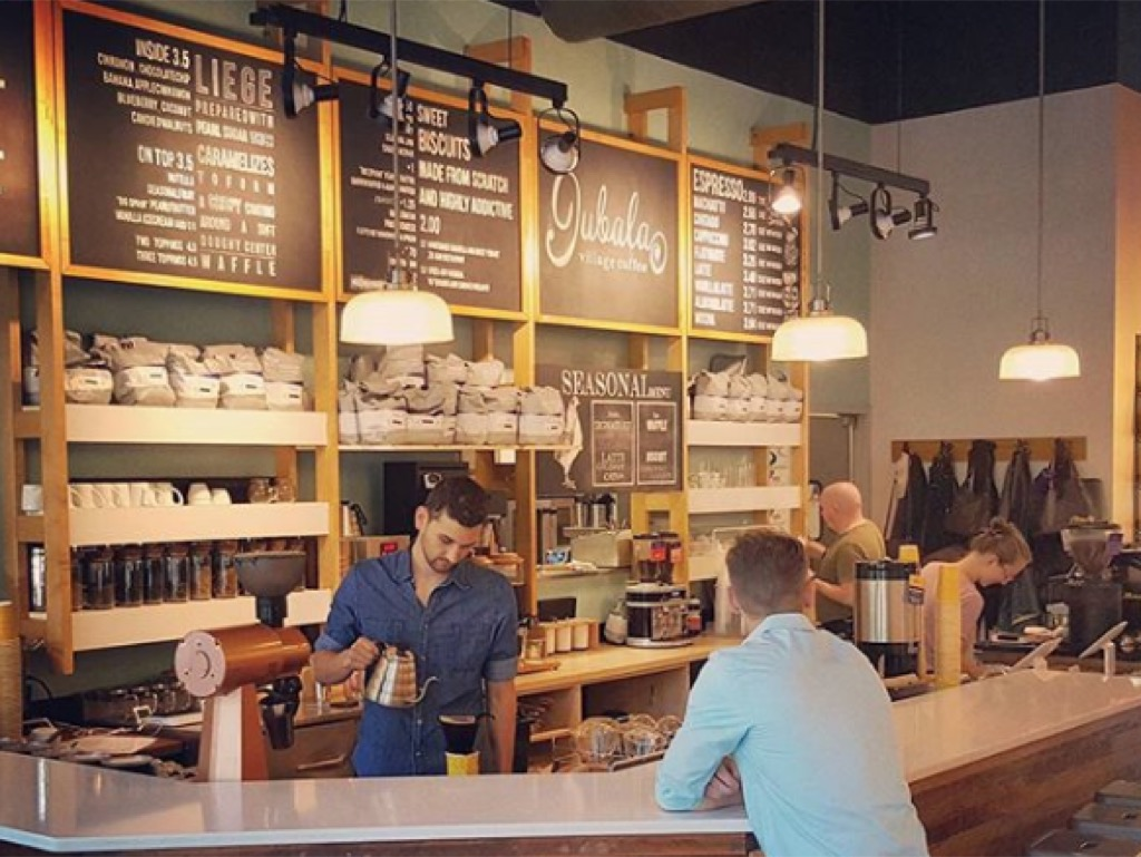 raleigh nc most caffeinated cities