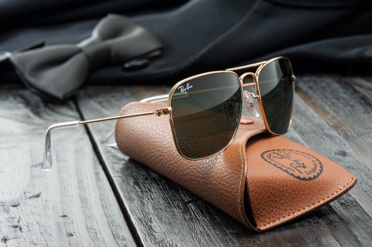 ray ban sunglasses, army facts