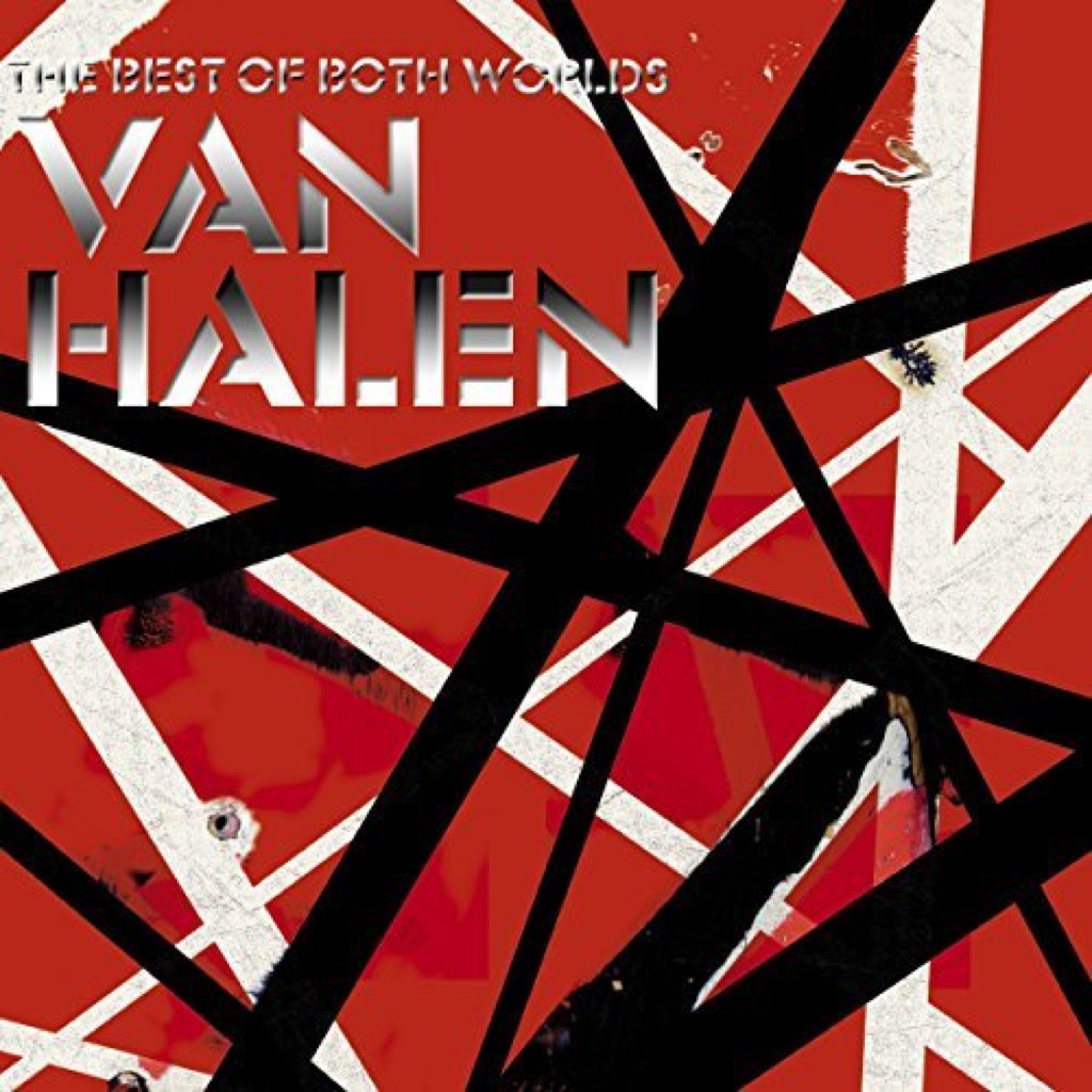 """Van Halen """"The Best of Both World"""" Cover"""