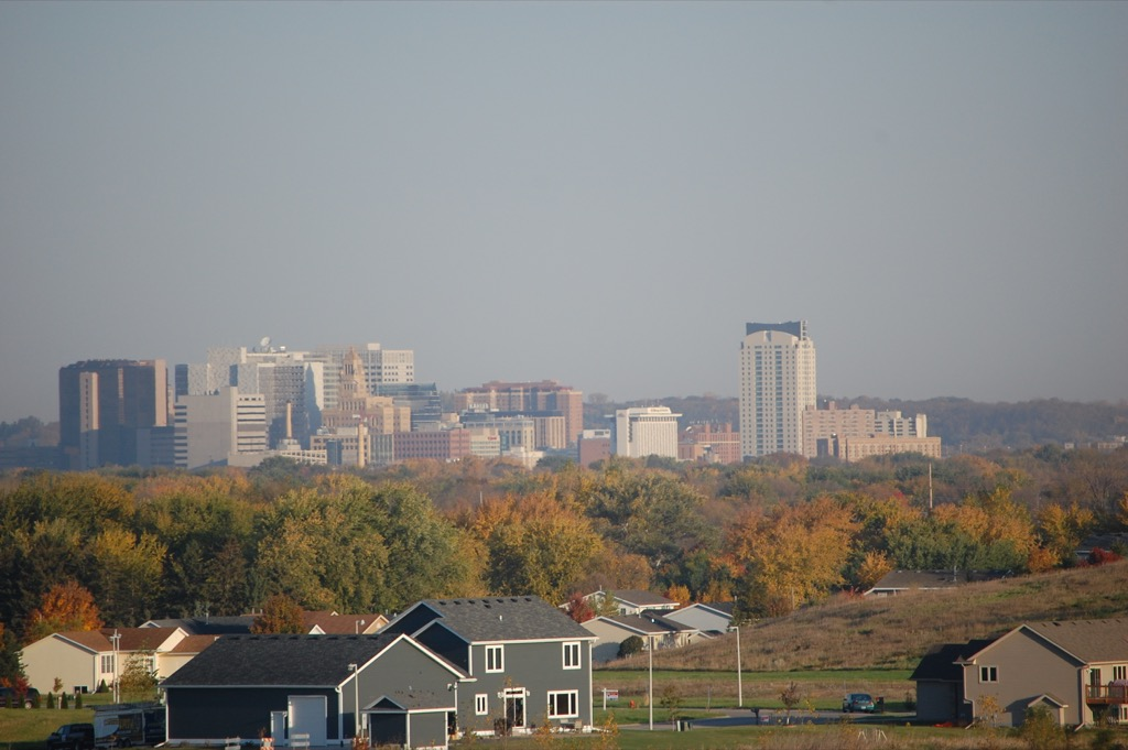 rochester minnesota humid places most humid cities in the U.S.