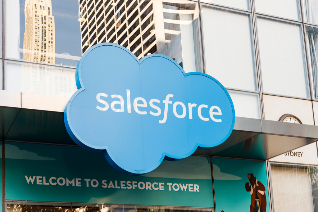 Salesforce pet-friendly companies
