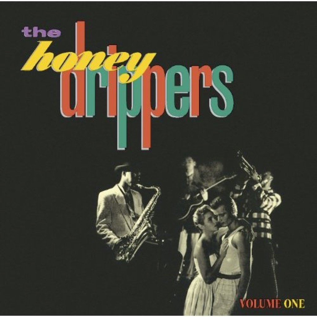 """The Honeydrippers """"Volume One"""" Cover"""