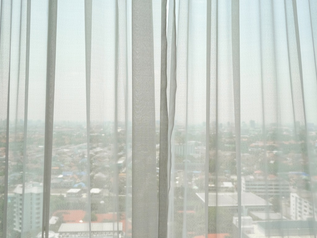 translucent curtains, easy home tips