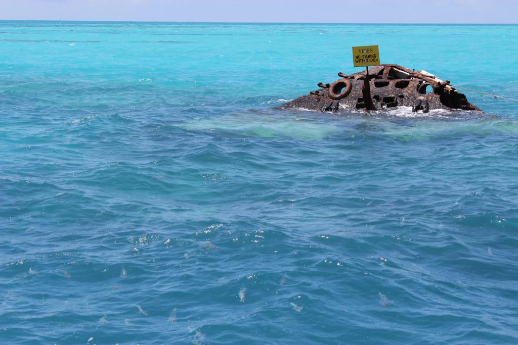 The Bermuda Triangle Ocean