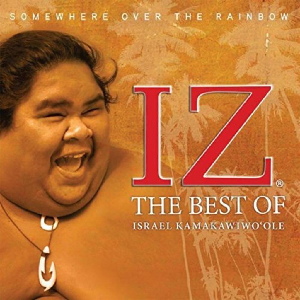 """Israel Kamakawiwo'ole """"IZ"""" Cover"""