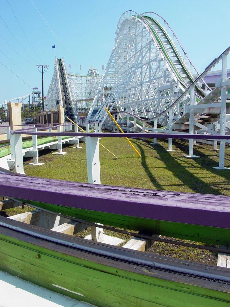 south carolina craziest amusement park rides