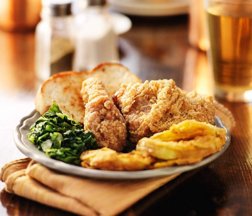 southern dinner, top slang words in every state
