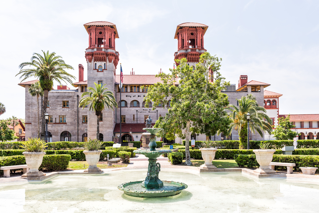 St. Augustine Florida European-Inspired Small Towns in America