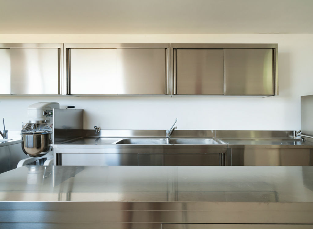Stainless steel, home upgrades